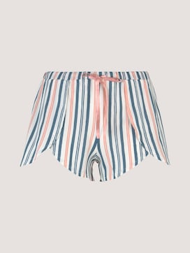 Pyjama Shorts in Wickeloptik - 7 - TOM TAILOR
