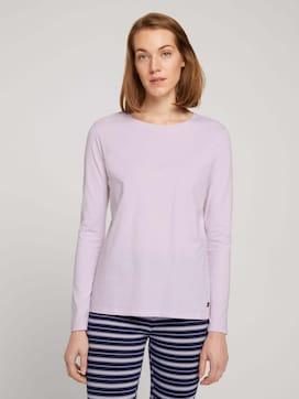 Long-sleeved pyjama shirt - 1 - TOM TAILOR
