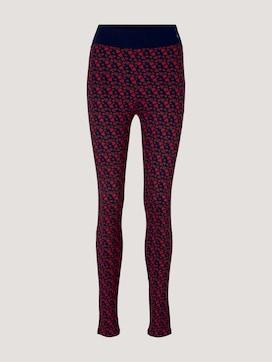 Pyjama Leggings mit Print - 7 - TOM TAILOR