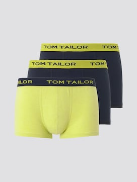 Hip-Pants im Dreierpack - 7 - TOM TAILOR