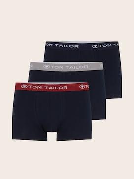 Hip-Pants im Dreierpack - 7 - TOM TAILOR