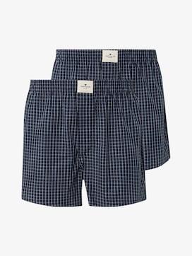 Boxer-Shorts im Doppelpack - 7 - TOM TAILOR