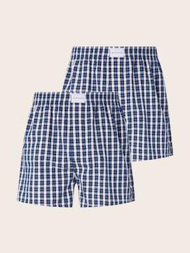 Boxer-Shorts im Zweierpack - 7 - TOM TAILOR