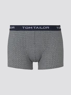 Gemusterte Hip-Pants - 7 - TOM TAILOR