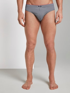 Patterned briefs - 1 - TOM TAILOR