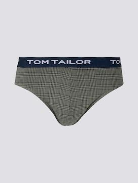 Karierter Slip - 7 - TOM TAILOR