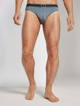 Finely striped briefs - 1 - TOM TAILOR