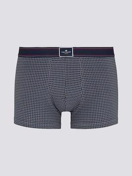Gemusterte Hip Pants - 7 - TOM TAILOR