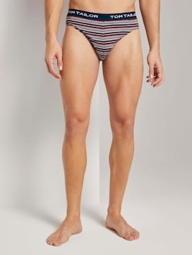 Colourful striped briefs - 1 - TOM TAILOR