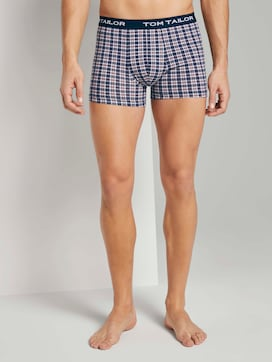 Checked hip pants - 1 - TOM TAILOR
