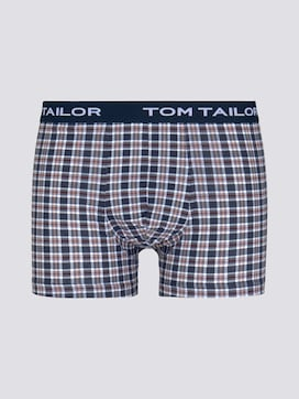 Checked hip pants - 7 - TOM TAILOR