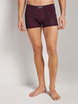 Gemusterte Hip Pants - 1 - TOM TAILOR