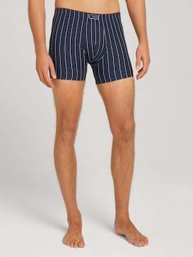 Gestreepte Hip-Pants - 1 - TOM TAILOR