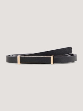 Plain belt - 7 - TOM TAILOR