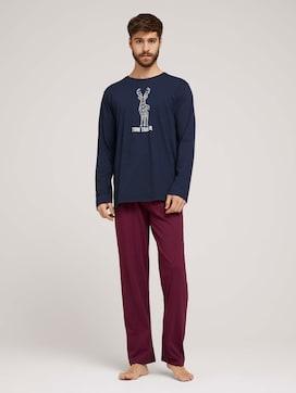 Rendier Pyjama Set - 1 - TOM TAILOR