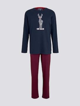 Rendier Pyjama Set - 7 - TOM TAILOR