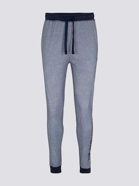 Gestreifte Jogging Pyjama Hose - 7 - TOM TAILOR