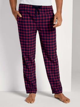 Geruite Pyjama Broek - 1 - TOM TAILOR