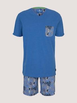 Hawaii Pyjama-Set mit Shorts - 7 - TOM TAILOR