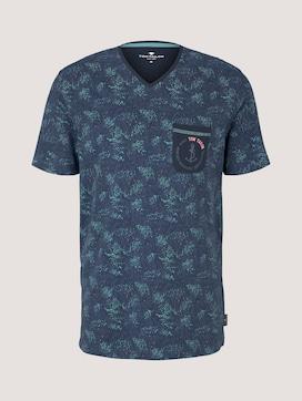 Pyjama set with a print - 7 - TOM TAILOR