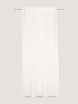 decorative curtain with pinstripes - 7 - TOM TAILOR