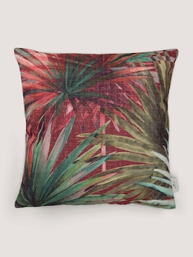 cushion cover with a palm tree motif - 7 - TOM TAILOR