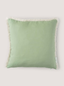 cushion cover with fringes - 7 - TOM TAILOR