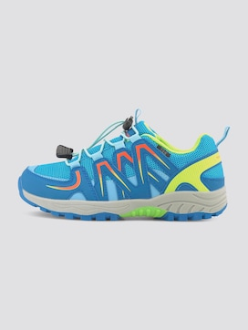 Outdoor Sneaker mit Neon-Akzenten - 1 - TOM TAILOR
