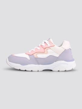 Sneaker in Pastellfarben - 1 - TOM TAILOR