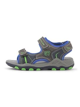 Sandalen met klittenband - 7 - TOM TAILOR