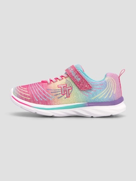 Rainbow sneakers with glitter - 7 - TOM TAILOR