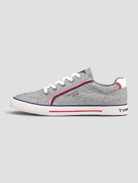 Sneaker in Melange-Optik - 7 - TOM TAILOR