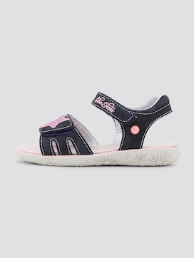 Velcro sandals with a star motif - 7 - TOM TAILOR