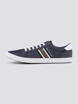 Sneakers met strepen - 7 - TOM TAILOR