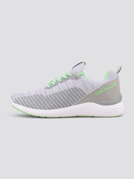 Sneaker mit Farb-Details - 7 - TOM TAILOR