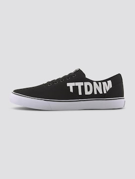 Sneakers with a logo print - 7 - TOM TAILOR Denim