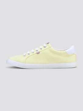 Eenvoudige stof sneakers - 7 - TOM TAILOR