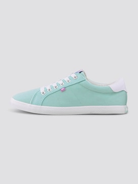 Simple fabric sneakers - 7 - TOM TAILOR