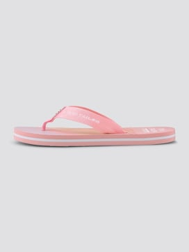 Sporty flip-flops - 7 - TOM TAILOR