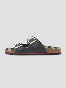 Sandalen mit Schnallenverschluss - 7 - TOM TAILOR
