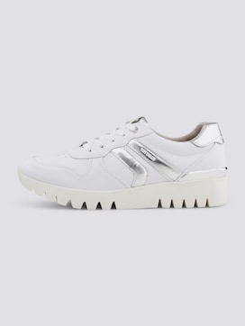 Sporty sneakers with metallic details - 7 - TOM TAILOR