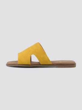 Sandalen aus Lederimitat - 7 - TOM TAILOR