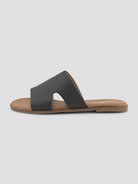 Sandalen aus Lederimitat - 7 - TOM TAILOR