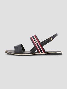 Sandals with a buckle - 7 - TOM TAILOR Denim