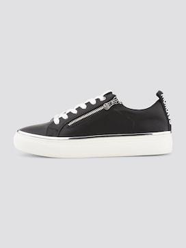 Sneakers met ritsdetail - 7 - TOM TAILOR Denim