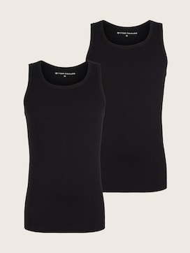 tanktop 2pack - 7 - TOM TAILOR
