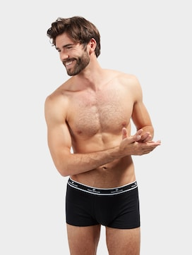 Boxer Shorts in Twin Pack - 1 - TOM TAILOR