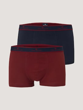 Boxer shorts in a twin pack - 7 - TOM TAILOR