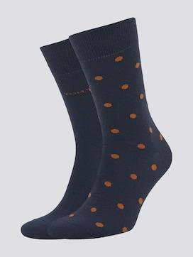 polka dot socks in a pack of two - 7 - TOM TAILOR