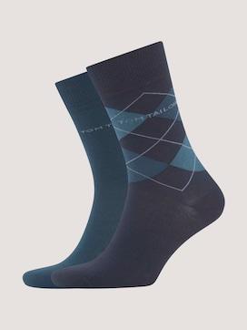 Socken im Doppel-Pack - 7 - TOM TAILOR